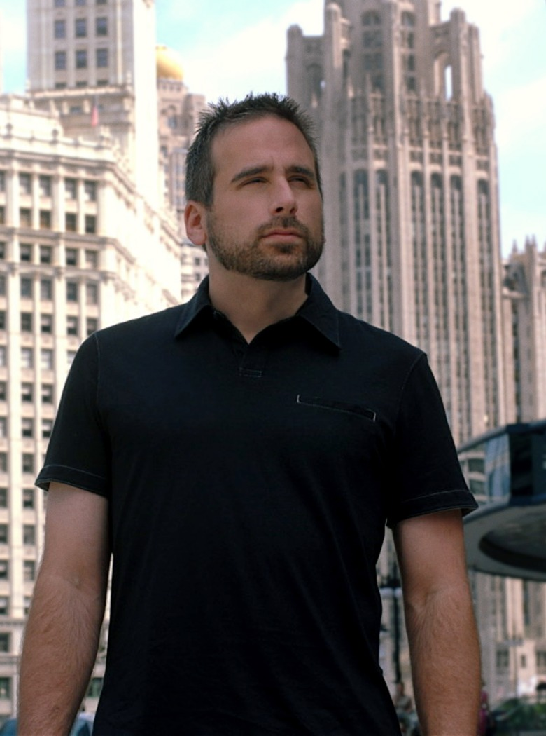 Ken Levine Creator of Bioshock in Chicago